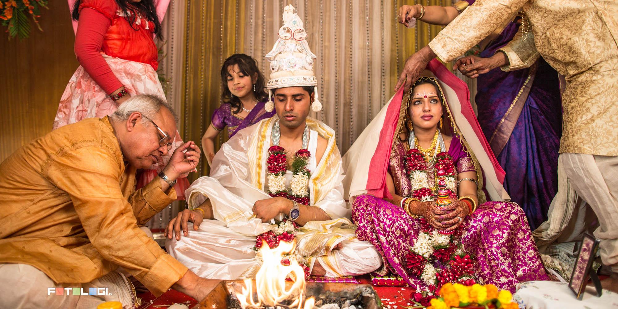 Bengali Wedding Roni Sreoshy FotoLigi Fotolog Photographic India Royal William Lambelet 04